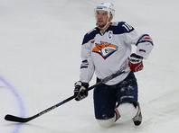 Мозякин стал первым хоккеистом, которому удалось набрать 1000 очков в отечественных чемпионатах