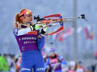 Россиянки не попали в десятку в спринтерской гонке чемпионата мира по биатлону