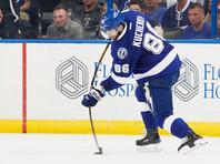 """Никита Кучеров порадовал болельщиков """"Тампы-Бэй"""" очередным хет-триком в НХЛ"""