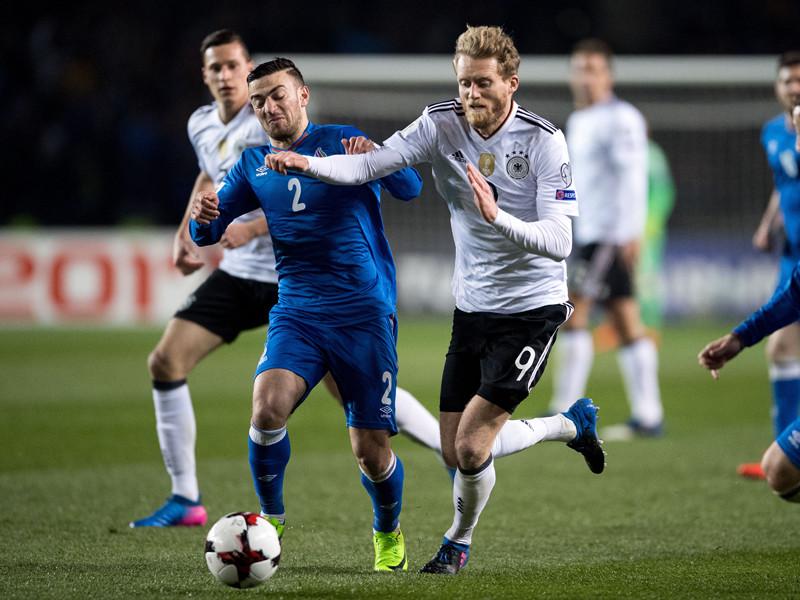 Немецкие футболисты побили свой рекорд в отборочной кампании мундиалей