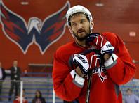 Александр Овечкин прервал свою антирекордную серию в НХЛ