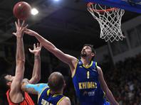 Россиянин Швед признан самым ценным баскетболистом Кубка Европы