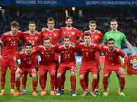 Сборная России по футболу попадает во второй дивизион Лиги наций