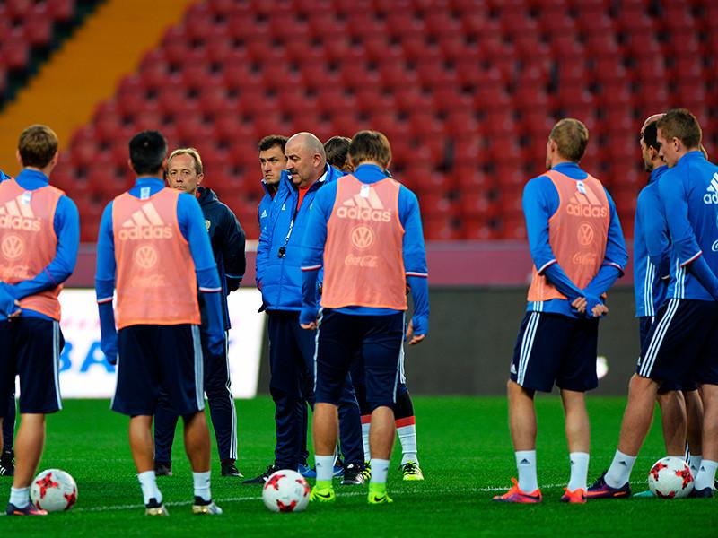 Сборная России по футболу в июне сыграет с Венгрией и Чили