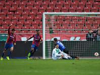 ЦСКА хватило одного гола в Грозном для победы над