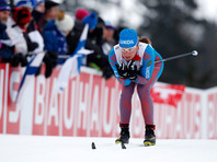 Российские лыжницы стали пятыми в эстафете на чемпионате мира