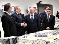 Путин признал неэффективность российской системы антидопингового контроля
