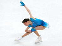 Медведева лидирует после короткой программы на чемпионате мира по фигурному катанию