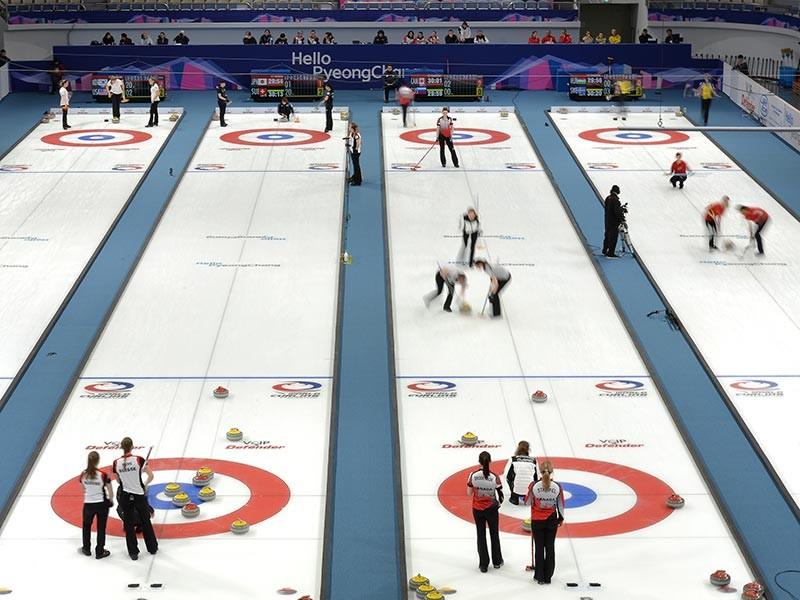 Керлингистки сборной России впервые вышли в финал чемпионата мира