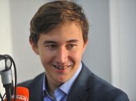 Шахматист Карякин согласился на предложение Путина войти в состав Общественной палаты
