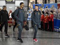 РФС заплатит Бельгии 300 тысяч евро за товарищеский матч в Сочи