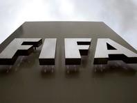 В штаб-квартире ФИФА удалили памятную табличку с именем Блаттера