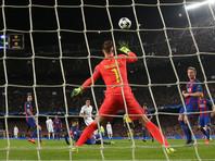"""""""Барселона"""" пробилась в четвертьфинал Лиги чемпионов, отыгравшись со счета 0:4"""