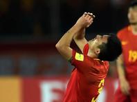 Жена футболиста сборной Китая потребовала выгнать его из команды за супружескую измену