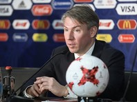 Алексей Сорокин готов заменить отстраненного Виталия Мутко в совете ФИФА
