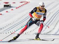 Лыжника Сундбю сбил снегоход, но это не помешало норвежцу выиграть марафон (ВИДЕО)