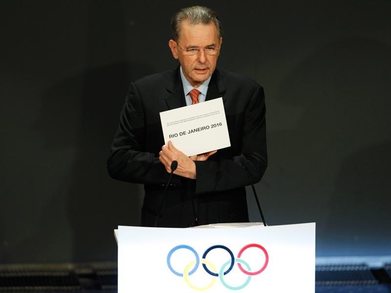 Выборы столицы Игр проходили 2 октября 2009 года