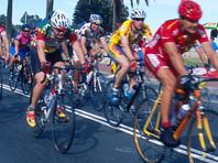 В Кейптауне отменили велогонку, участников которой сдувало ветром