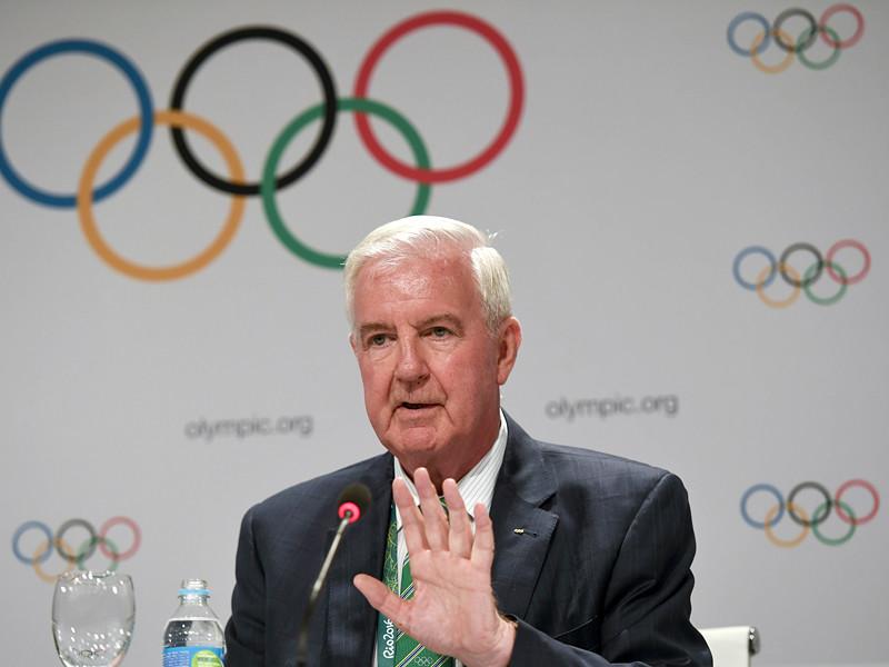 Глава Всемирного антидопингового агентства (WADA) Крэйг Риди призвал Международный олимпийский комитет (МОК) в максимально короткие сроки принять решение о запрете участия России в зимних Олимпийских играх 2018 года в Пхенчхане