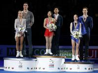 Фигуристы Тарасова и Морозов стали бронзовыми призерами чемпионата мира