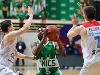 Встреча российских баскетбольных клубов в Евролиге завершилась победой армейцев