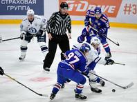 Петербургский СКА потерпел первое поражение в розыгрыше Кубка Гагарина