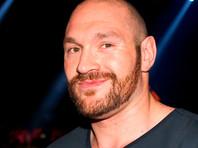 160-килограммовый Фьюри уверен, что лишний вес не помешает его возвращению на ринг
