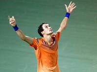 Теннисист Донской сенсационно победил Роджера Федерера на турнире в Дубае