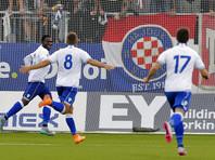 "Фанат ""Хайдука"" напал на судью с ломом во время матча чемпионата Хорватии"