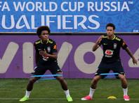 Сборная Бразилии первой отобралась на чемпионат мира по футболу 2018 года