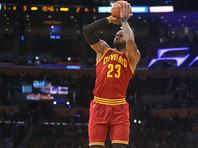 ЛеБрон Джеймс обошел Шакила О'Нила в списке лучших бомбардиров в истории НБА