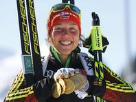 Лаура Дальмайер в Пхенчхане подтвердила статус сильнейшей биатлонистки планеты