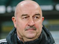 Тренер Станислав Черчесов не слышал свиста трибун в игре с ивуарийцами