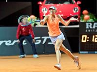 Шарапова победно вернулась на теннисный корт после 15-месячной дисквалификации