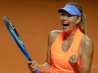 Шарапова стала полуфиналисткой турнира в Штутгарте, где после возвращения она не проиграла ни одного сета