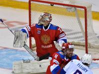 Олимпийская сборная России по хоккею потерпела поражение от французов