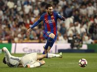 """Победный гол в матче с """"Реалом"""" стал для Месси 500-м в составе """"Барселоны"""""""