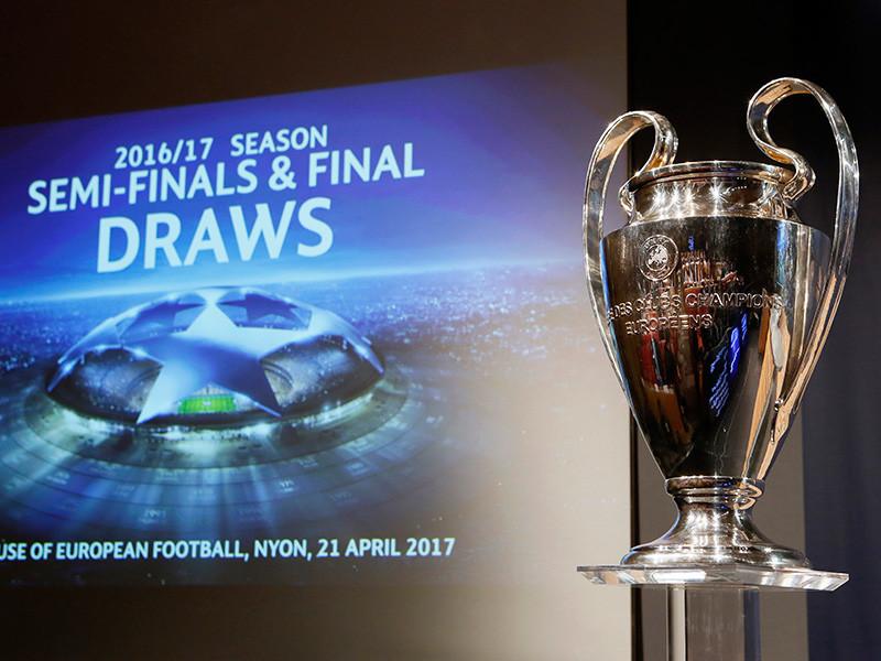 В пятницу в швейцарском Ньоне прошла жеребьевка пар полуфинальной стадии розыгрыша Лиги чемпионов УЕФА