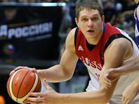 Тимофей Мозгов вызван в сборную России для участия в Евробаскете