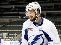 Кучеров стал самым результативным россиянином в НХЛ за последние пять лет