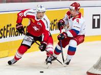 Олимпийская сборная РФ по хоккею проиграла швейцарцам в Еврочеллендже