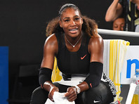 Теннисистка Серена Уильямс объявила о своей беременности