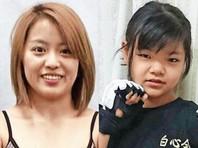 12-летней японке перед боем с 24-летней соперницей надо поправиться на 5 килограммов