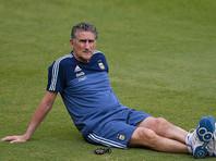 Тренер сборной Аргентины по футболу отправлен в отставку