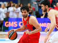 Баскетболисты ЦСКА заняли второе место в регулярном чемпионате Евролиги