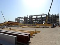 Швейцарцы объявили конкурс на строительство футбольных стадионов в России