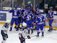 """СКА и """"Магнитка"""" установили рекорд продолжительности финального матча КХЛ"""