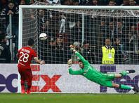 Определились полуфиналисты Лиги Европы УЕФА