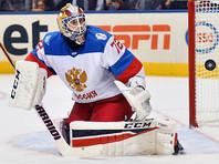 Хоккеисты сборной России отправятся на чемпионат мира без своего лучшего вратаря