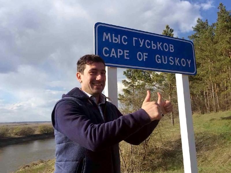 В Липецкой области первый в истории нашей страны географический объект назван именем знаменитого в прошлом хоккеиста